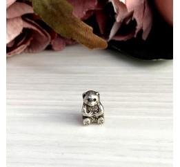 Серебряный шарм SilverBreeze без камней (1342961)