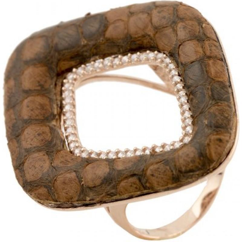 Серебряное кольцо SilverBreeze с  (0530451) 16.5 размер