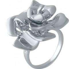 Серебряное кольцо SilverBreeze без камней (2031635) 19 размер