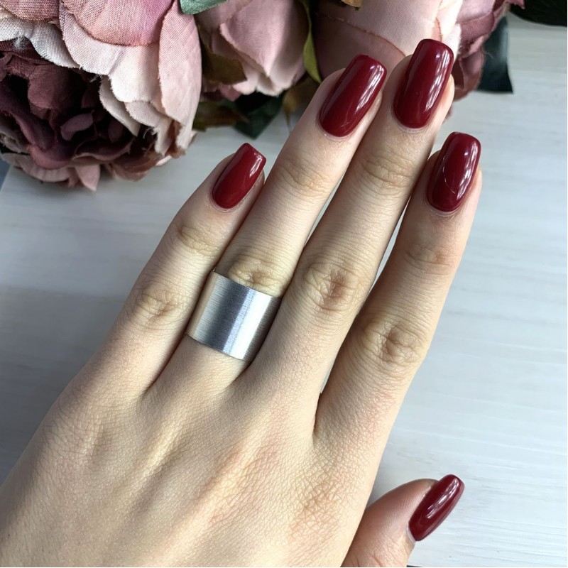 Серебряное кольцо SilverBreeze без камней (2030133) 15.5 размер
