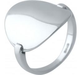 Серебряное кольцо SilverBreeze без камней (2030041) 18 размер