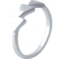 Серебряное кольцо SilverBreeze без камней (2030010) 17 размер