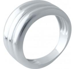 Серебряное кольцо SilverBreeze без камней (2029571) 18.5 размер