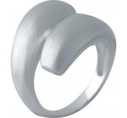 Серебряное кольцо SilverBreeze без камней (2022374) 18.5 размер