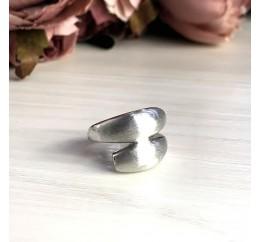 Серебряное кольцо SilverBreeze без камней (2022374) 17 размер