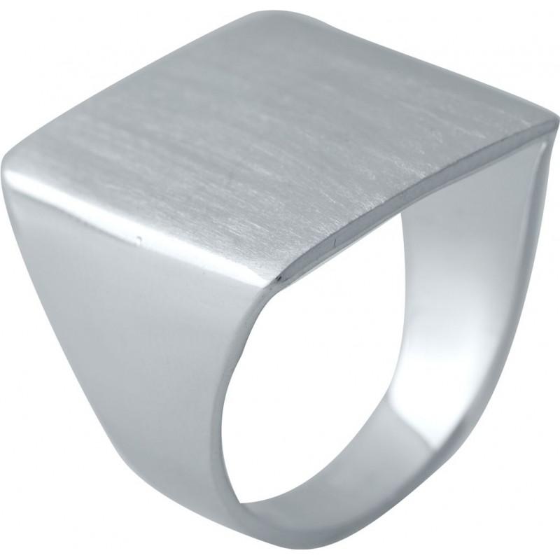 Серебряное кольцо SilverBreeze без камней (2022350) 17 размер