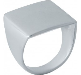 Серебряное кольцо SilverBreeze без камней (2022336) 18 размер