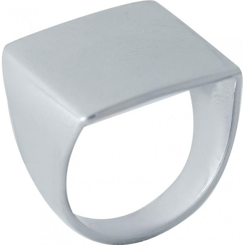 Серебряное кольцо SilverBreeze без камней (2022336) 16 размер