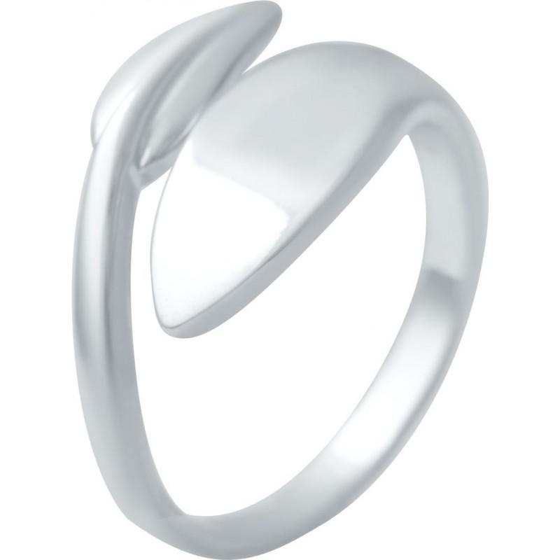 Серебряное кольцо SilverBreeze без камней (2016366) 16.5 размер