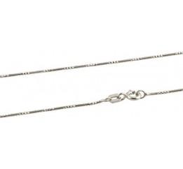 Серебряная цепочка SilverBreeze без камней (1112137) 500 размер