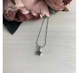 Серебряная подвеска SilverBreeze без камней (2006572)