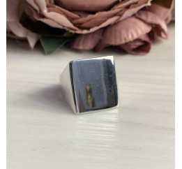 Серебряное кольцо SilverBreeze без камней (2022336) 18.5 размер
