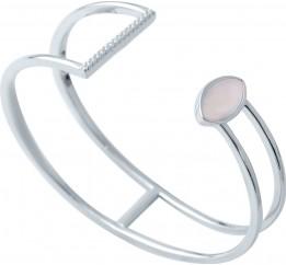 Серебряный браслет SilverBreeze с натуральным перламутром (2027317)