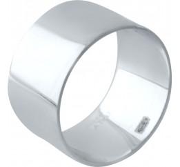 Серебряное кольцо SilverBreeze без камней (2029519) 18.5 размер