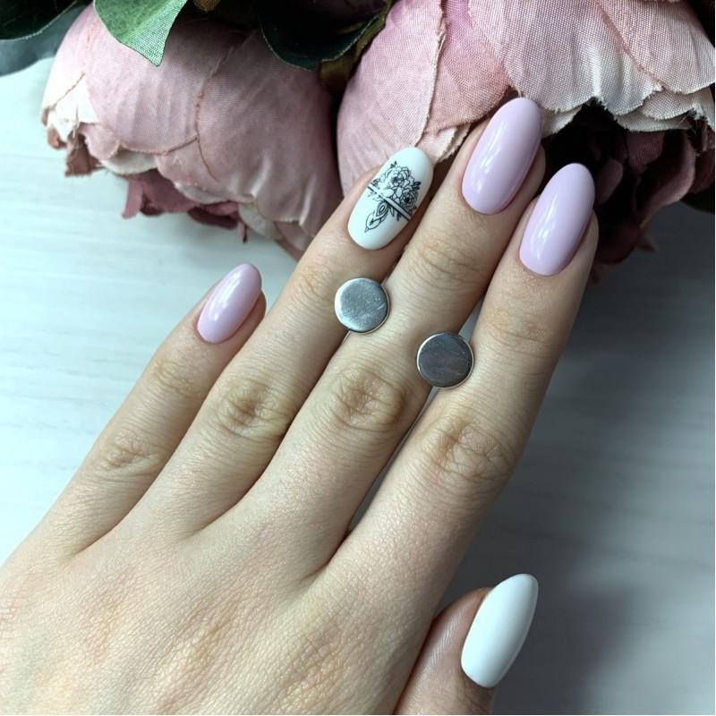 Серебряные серьги SilverBreeze без камней (2036432)