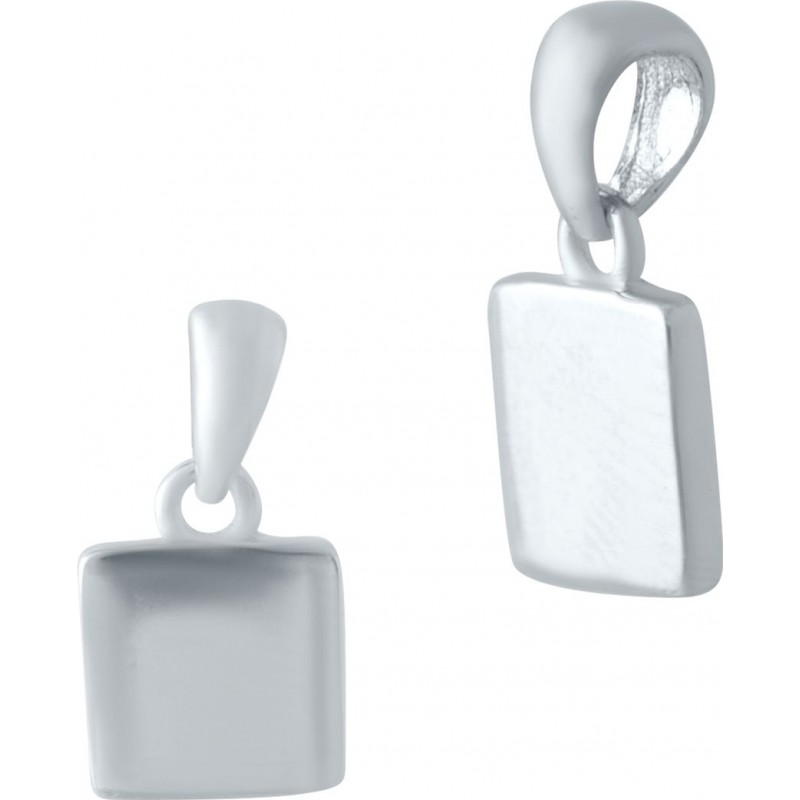 Серебряная подвеска SilverBreeze без камней (2042297)