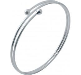 Серебряный браслет SilverBreeze без камней (2038498) Регулируемый размер