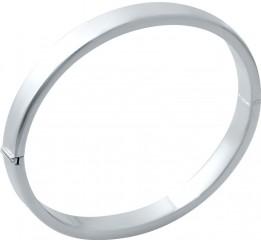 Серебряный браслет SilverBreeze без камней (2037866) 1718 размер