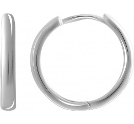 Серебряные серьги SilverBreeze без камней (2045755)