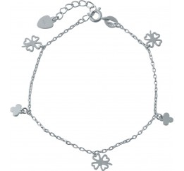 Серебряный браслет SilverBreeze без камней (1994245) 1720 размер