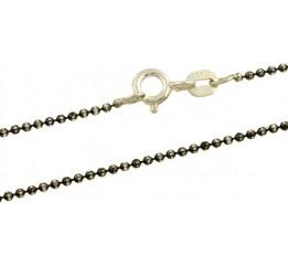 Серебряная цепочка SilverBreeze без камней (1483527) 450 размер