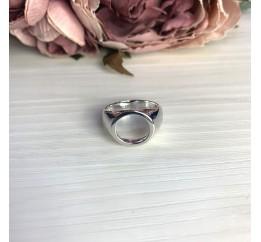 Серебряное кольцо SilverBreeze без камней (2067863) 18.5 размер