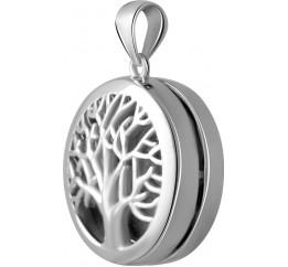Серебряная подвеска SilverBreeze без камней (2061281)