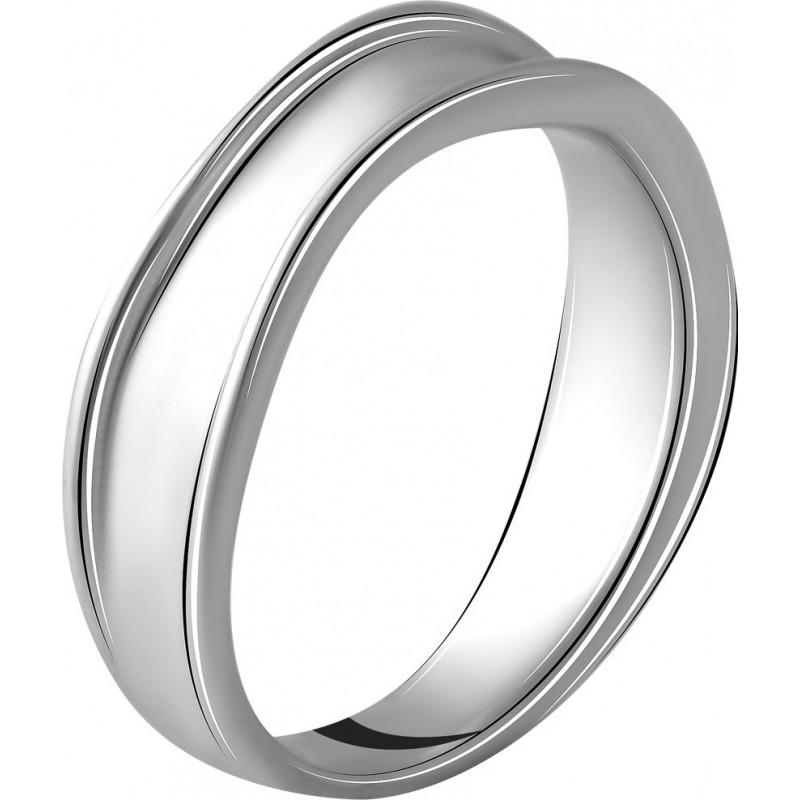 Серебряное кольцо SilverBreeze без камней (2056751) 16.5 размер