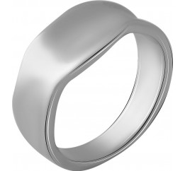 Серебряное кольцо SilverBreeze без камней (2056744) 18.5 размер