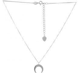 Серебряное колье SilverBreeze без камней (2052760) 500 размер
