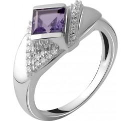 Серебряное кольцо SilverBreeze с олександритом 2.11ct (2050322) 17.5 размер