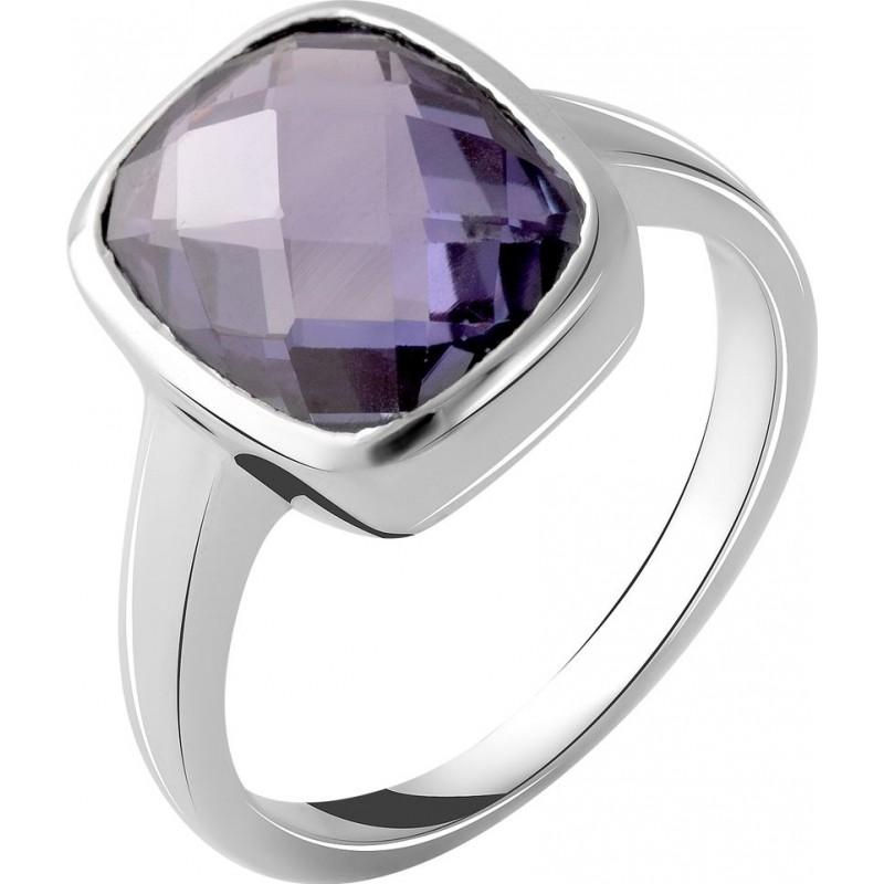 Серебряное кольцо SilverBreeze с олександритом 7ct (2050292) 17.5 размер
