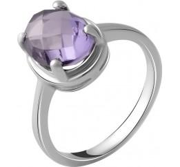 Серебряное кольцо SilverBreeze с олександритом 3.59ct (2050223) 18 размер