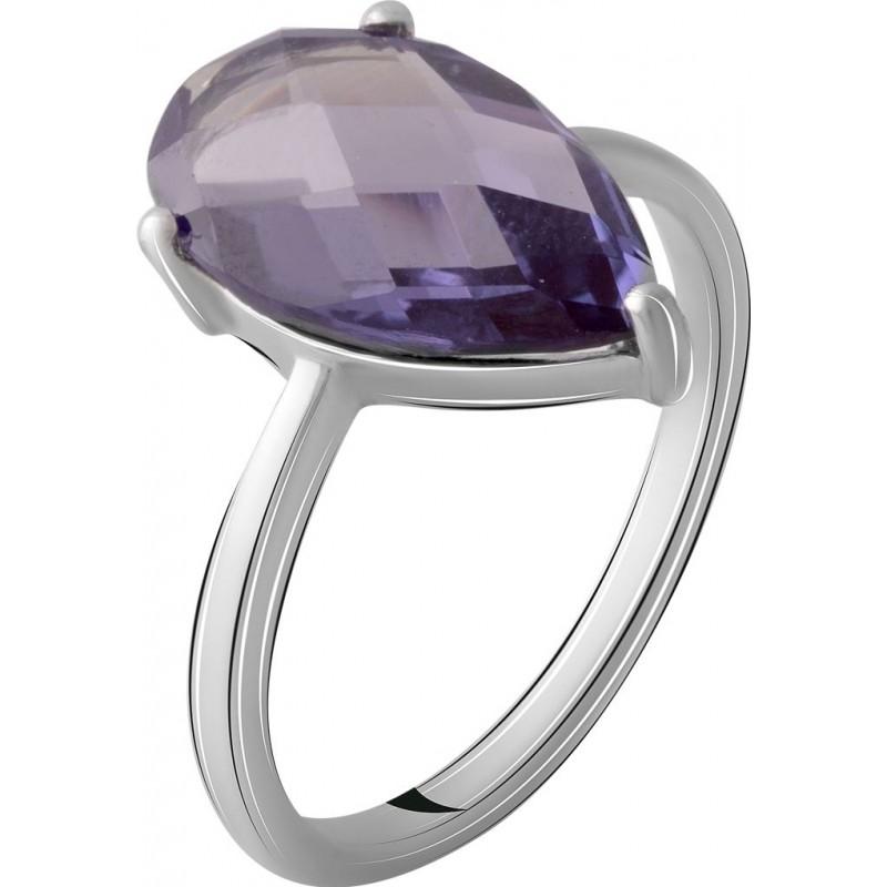 Серебряное кольцо SilverBreeze с олександритом 5.94ct (2050179) 17.5 размер