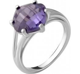 Серебряное кольцо SilverBreeze с олександритом 5.98ct (2050148) 17.5 размер