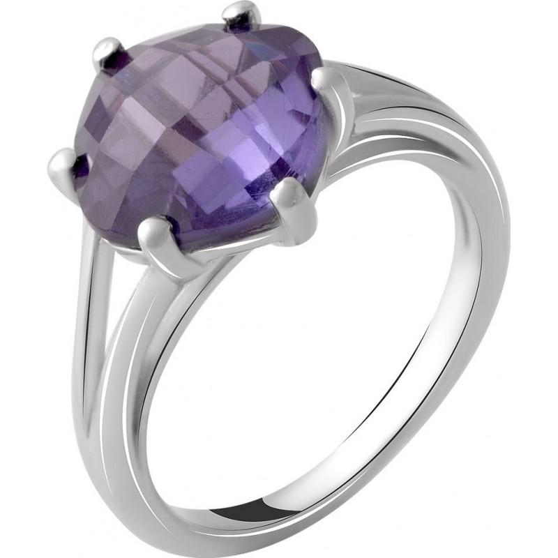 Серебряное кольцо SilverBreeze с олександритом 5.98ct (2050148) 18 размер