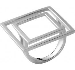 Серебряное кольцо SilverBreeze без камней (2049593) 19 размер