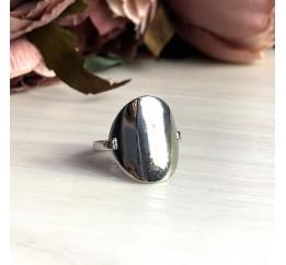Серебряное кольцо SilverBreeze без камней (2030041) 17 размер