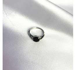 Серебряное кольцо SilverBreeze с натуральным гранатом 2.013ct (1965528) 17.5 размер