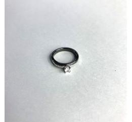 Серебряное кольцо SilverBreeze с , керамикой (1885895) 19 размер