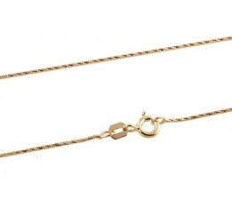 Серебряная цепочка SilverBreeze без камней (1099995) 500 размер