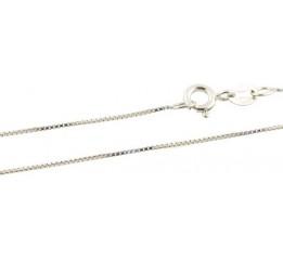 Серебряная цепочка SilverBreeze без камней (0538938) 400 размер
