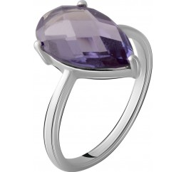 Серебряное кольцо SilverBreeze с александритом 5.94ct (2050179) 18.5 размер